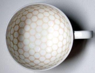 Нанесение на чашки деколь внутри 1